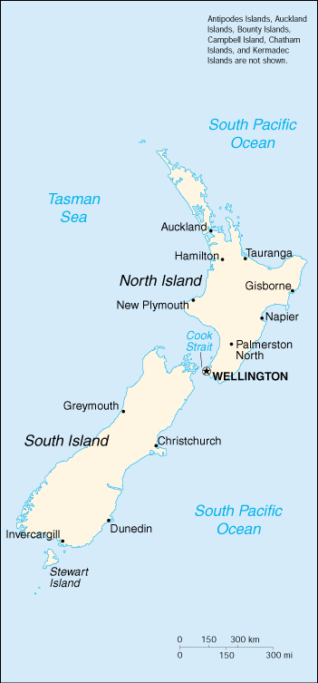 [Country map of New Zealand]  .JPG 126KB